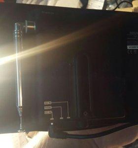 Портативный телевизор soundmax sm-lcd712