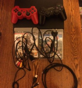 PlayStation 3 500 Gb