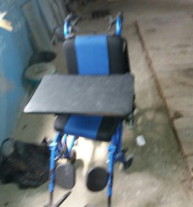 Инвалидная каляска для подроска