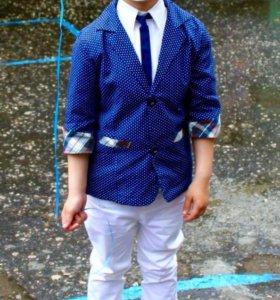 Костюм на мальчика + обувь