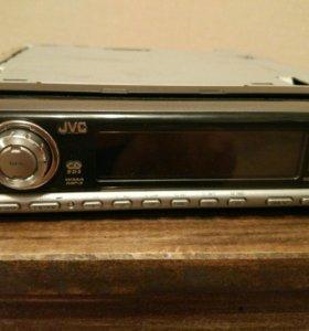 Автомагнитола JVC KD-G807