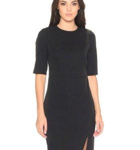 Платье чёрное новое с биркой