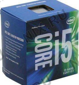 Intel Core i5-6400 Skylake обмен продажа