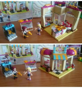 Конструктор Lego Friends Центральная кондитерская
