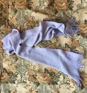 Шарфы  шарф вязаный платок зима детское