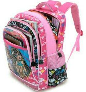 Школьный рюкзак Monster High новый, фирменный