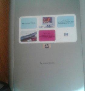 Сканер hp 3530c