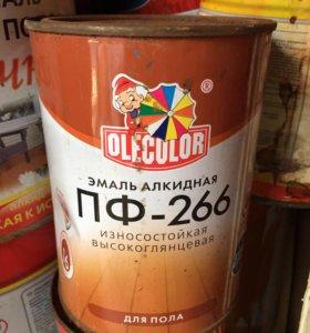 Краска для пола 2,7кг