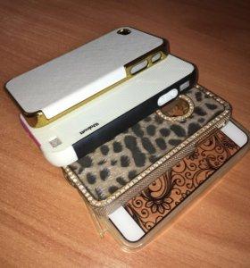 Чехлы на айфон 4 s