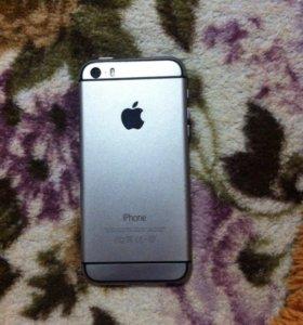 Айфон 5s в 6 корпусе