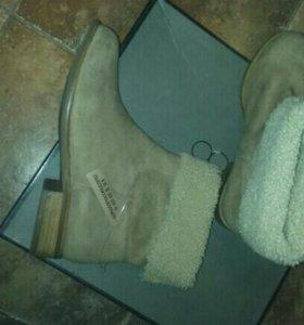 Зимние ботинки corsocomo новые