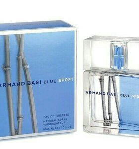 "Armand Basi ""Blue Sport"", 100 ml"