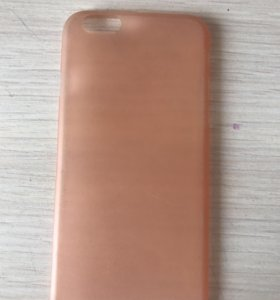 Чехол на iPhone 6(ультратонкий)