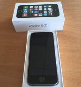 Новый iPhone 5s 16gb