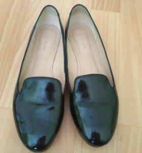 Балетки/мокасины/туфли 38-38.5 размер