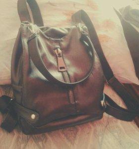 Срочно продам Сумка-рюкзак новый