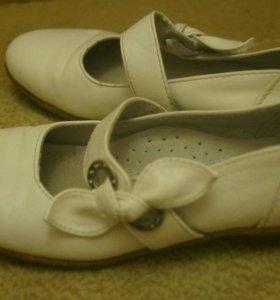 Туфли для девочки 31 размер