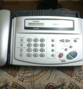 Телефон - факс