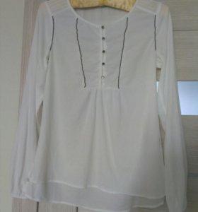 Туника, 2 блузки, бандаж для беременных