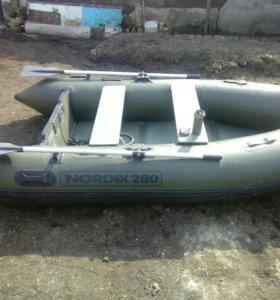 Лодка ПВХ Nordik 280