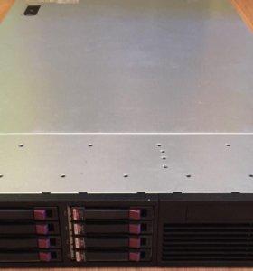 Сервер HP Proliant DL380 G7 (б/у)