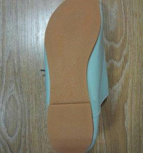 Туфли, натуральная кожа, р.36