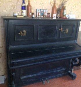 Антикварный Пианино
