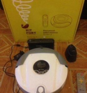 Вакуумный робот-пылесос кт-501-2