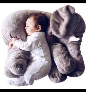 Слоник сплюшка для малышей