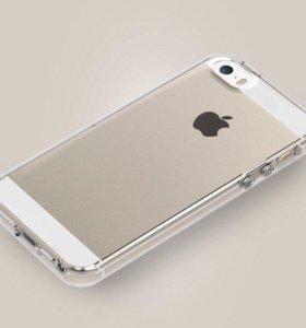 Силиконовые чехлы на Iphone 4/4S/5/5S/5SE/6/6S