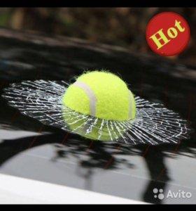 3D наклейки мяч