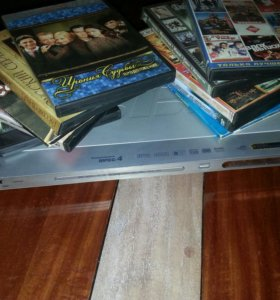 DVD плеер ВВК