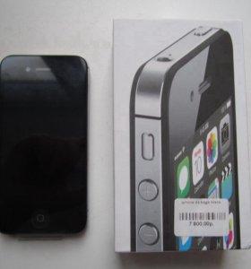 Продам айфон 4s 8 гб