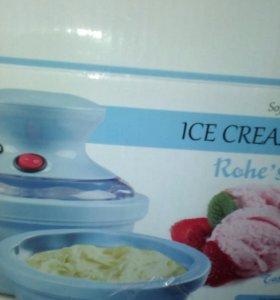 Мороженица новая
