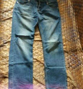 Мужские джинсы Lacoste 34 размер