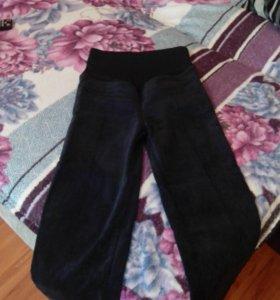 Туника и брюки вельветовые для беременных