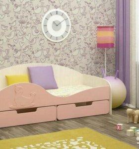 Детская кровать Юниор 8