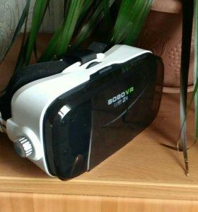 Шлем виртуальной реальности Bobovr z4
