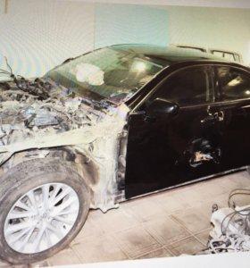 В разборе Lexus IS 250