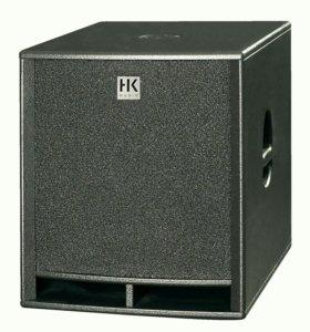 Сабвуферы Hk Audio PRO 18S