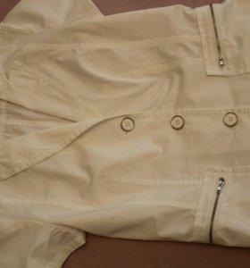 Пиджак O'Stin с коротким рукавом