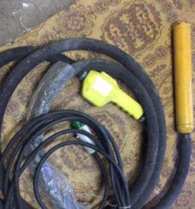 Гоубинный вибратор высокочастотный 5м