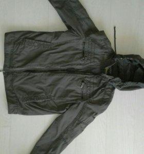 Новая Куртка  (весенняя-осенняя)
