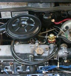 Двигатель ваз 8 кл карб. передний привод