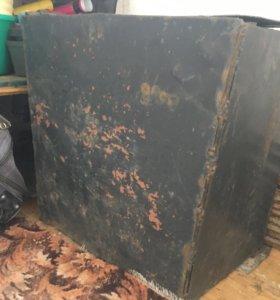 Железный ящик