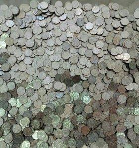 10 рублей 1992г ммд 1600 штук