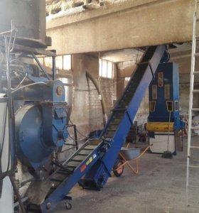 Продам завод по производству топливных гранул .