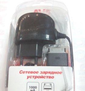 Зарядное устройство на Samsung Tab