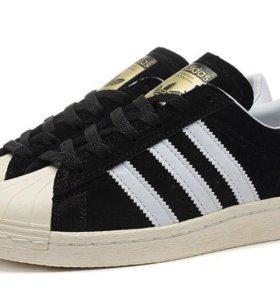 Adidas Originals Superstar 80s DLX Suede (39)