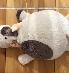 Мягкая игрушка большая собака